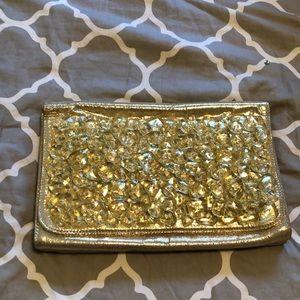 Deux Lux Gemstone Clutch